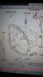 Gearbox Toyota Avanza