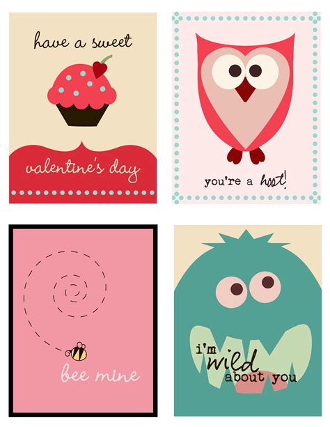 valentines day card kids free s day card printable printable decor