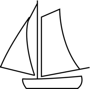 boat clipart black and white sailboat clipart black and white clipart panda free