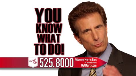 morris bart commercial june  youtube