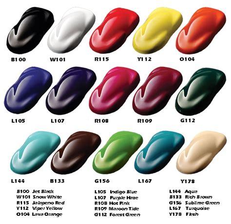 high quality custom automotive paint colors 9 paint