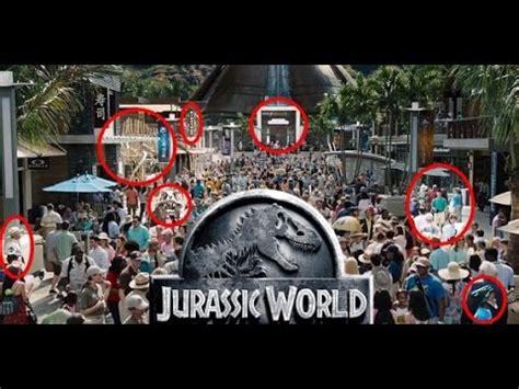 talk jurassic world mistakes