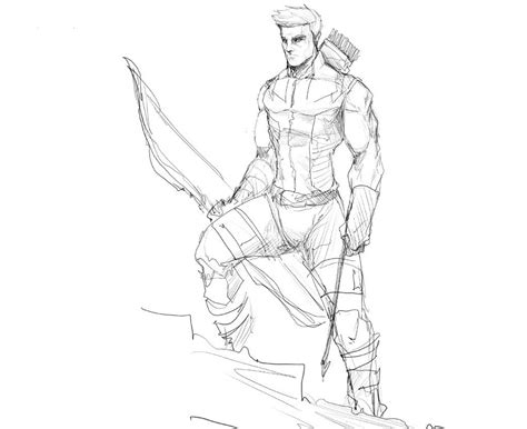 hawkeye coloring pages marvel activity shelter