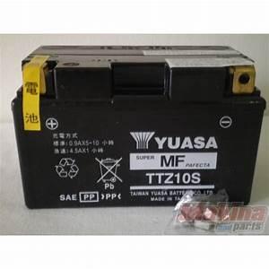 Batterie X Max 125 : ttz10s sym vs 125 150 yuasa baterry ttz10s ~ Dode.kayakingforconservation.com Idées de Décoration