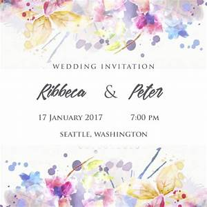 marriage invitations cards online free create wishes With ecard wedding invitation maker