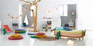 Lit Enfant 4 Ans : am nager une chambre d 39 enfant les r gles de base marie claire ~ Teatrodelosmanantiales.com Idées de Décoration
