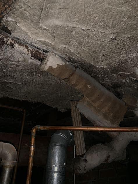 identifying asbestos insulation hvac