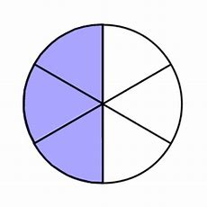 Fractions Of Shapes (multiple Parts Of The Whole