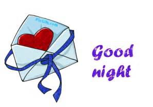 Good Night Animated Clip Art