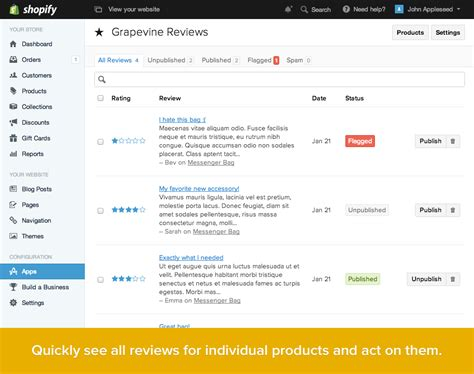Add Product Reviews To Your Online Store