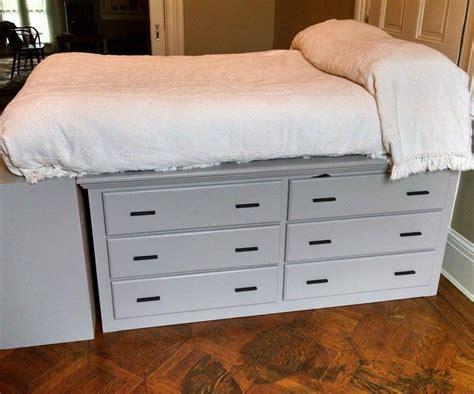 Best 25+ Dresser Bed Ideas On Pinterest