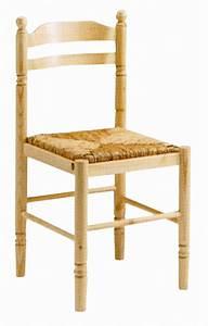 Chaises En Paille Conforama : chaises cuisine chaise en bois chaise mobilier cuisine ~ Melissatoandfro.com Idées de Décoration