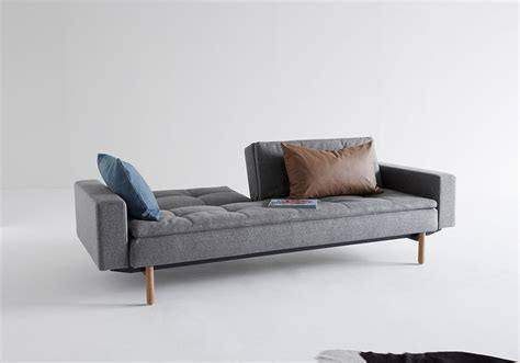 Danish Modern Sofa Sleeper by Dublexo Sofa Bed Armrests