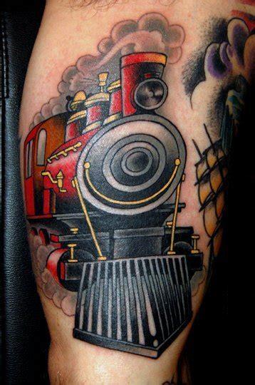 train tattoo art designs bodysstyle