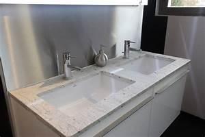 plan de vasque porcelanosa joue plomberie chauffage With meuble de salle de bain porcelanosa