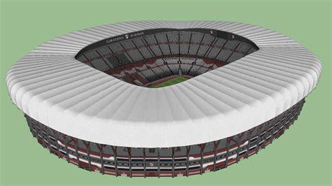 Nuevo Monumental River Plate | 3D Warehouse