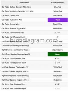 2013 Subaru Impreza Audio Wiring Diagram