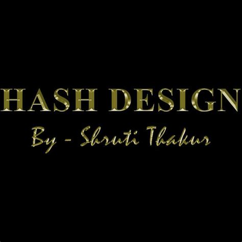 hash design  shruti thakur interior design studio