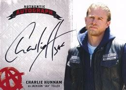 sons anarchy seasons autographs gallery guide