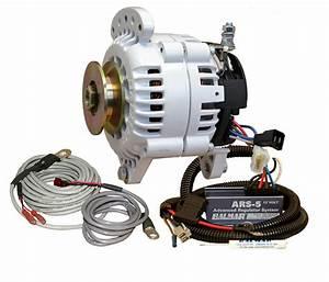 Balmar 60-yp-100-sv Alternator And Regulator Kit