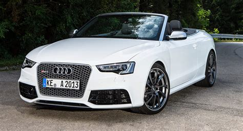 Abt Audi Rs5 Cabrio Opens Up For Spring With New Updates