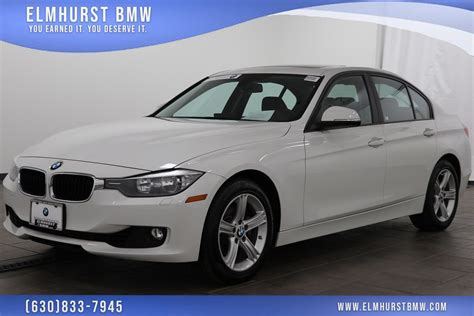Certified Bmw by Certified Pre Owned 2015 Bmw 3 Series 328i Xdrive 4dr Car