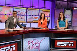Experienced Core of Commentators & New Faces Enhance ESPN ...