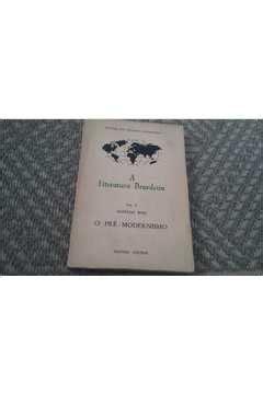Livro: O Pré-modernismo - Alfredo Bosi | Estante Virtual