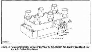 2000 Ford V6 Sohc Engine Firing Order In Relationship To