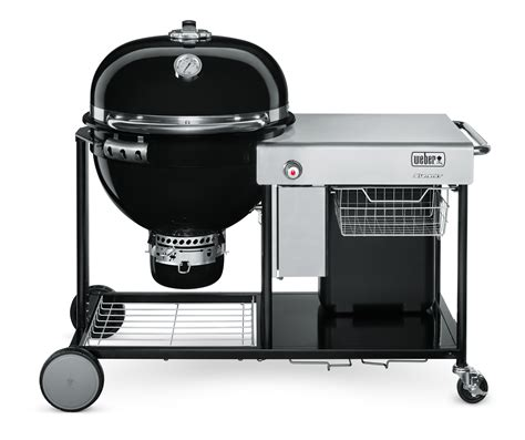 weber cuisine weber summit charcoal grilling center 18501001 bbq