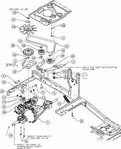 Cub Cadet Parts On The Drive Diagram For Cc 30 H