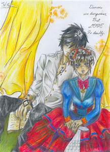 Tessa and Will by kyo31 on DeviantArt