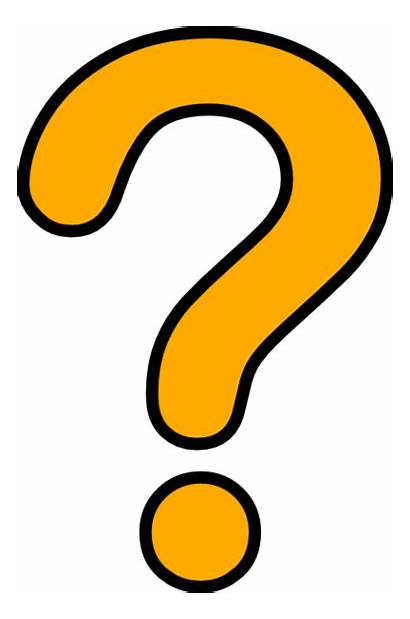 Question Mark Clipart Animated Clip Interrogation Animation