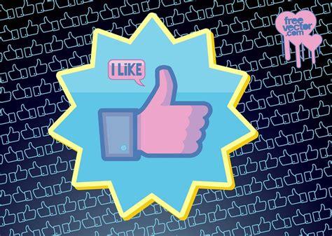 Facebook Like Vector Button Vector Art & Graphics ...