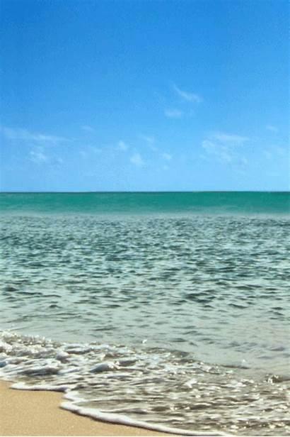 Ocean Beach Florida Visit Winter Sunshine Water