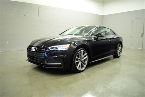 2019 Audi A5 Coupe by New 2019 Audi A5 Coupe Premium Plus 2dr Car In Union City