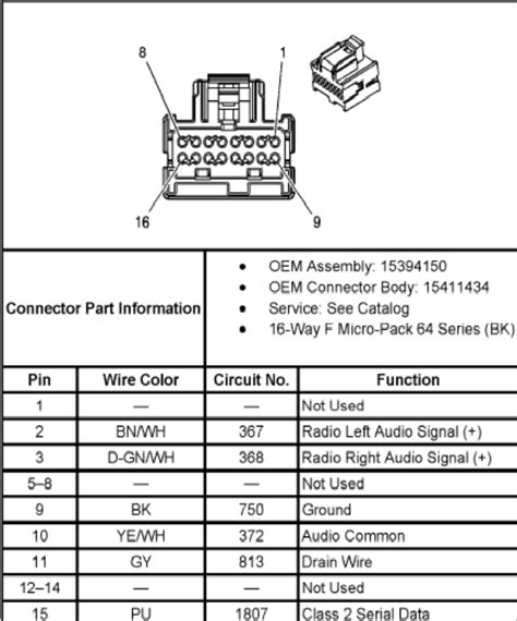 Gm Xm Wiring Diagram by I Need A Wiring Diagram From The Sirius Y2k Module To The