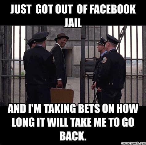 Facebook Jail Memes - facebook jail