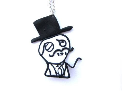 Like A Sir Meme - like a sir meme necklace by claymyday on deviantart