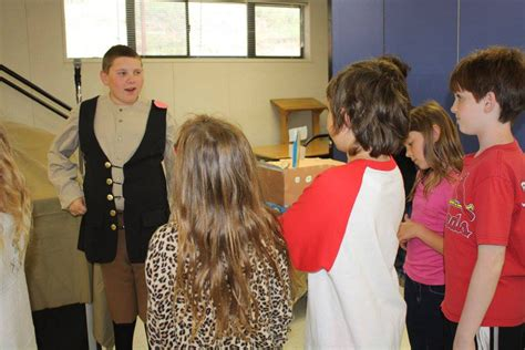 Sierra Foothill Charter School Fifth & Sixth Graders' Wax