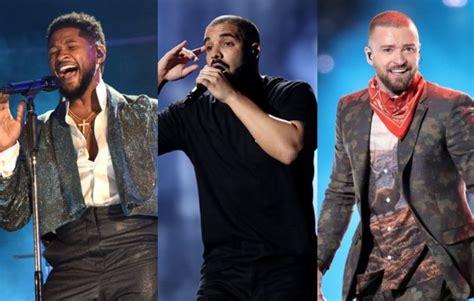 Drake quer ver Usher e Justin T. se enfrentando na batalha ...