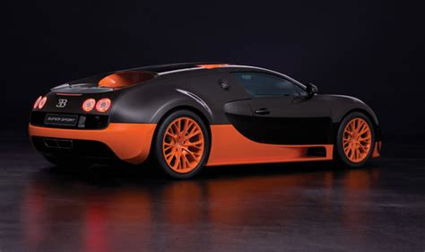All Five Models Of .7 Million Bugatti World Record Car