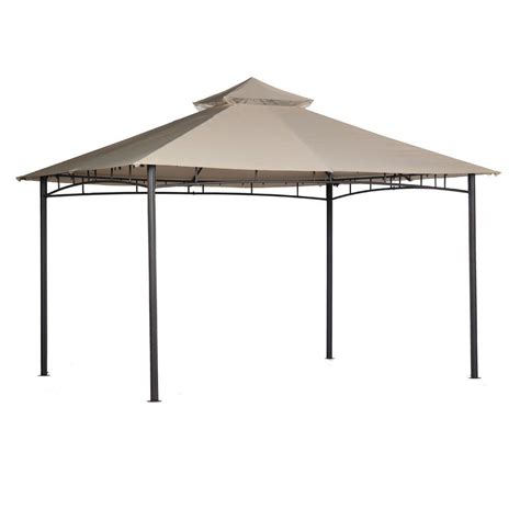 Patio Canopy Home Depot by Gazebos Sheds Garages Outdoor Storage The Home Depot