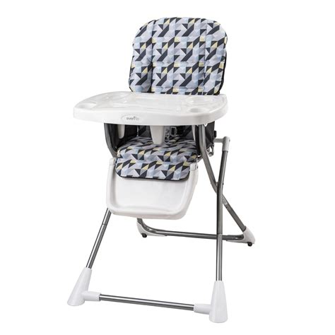 evenflo compact fold high chair by oj commerce 55 99