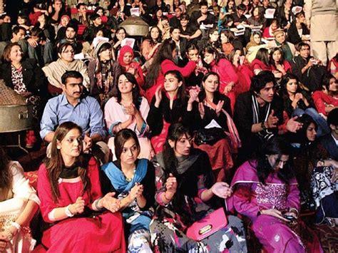 Deedar Dances At Gcu Fundraiser  The Express Tribune