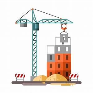 City building construction template vectors 07 - Vector ...
