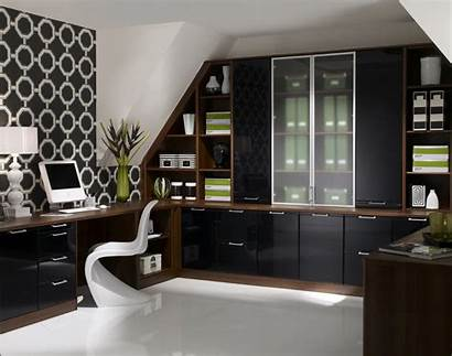 Office Furniture Contemporary Fitted Showroom