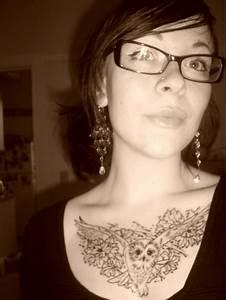 Unique Owl Tattoos for Women - Tattoo Designs, Piercing ...