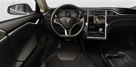 what does interior 2017 tesla model 3 redesign interior release date and specs