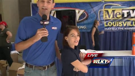 Is Wlky's Christina Mora Taller Than Matt Milosevich